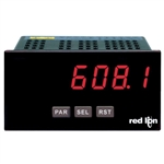 Dual Counter & Rate Panel Meter, 6 Digit LED