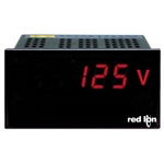 Red Lion AC Voltage Panel Meter