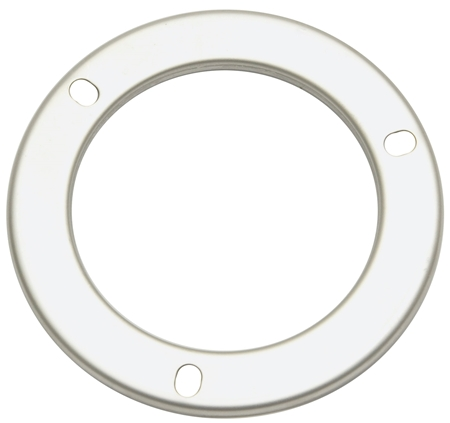 "DuraChoice Flange Panel Mounting Bracket for 4"" Pressure Gauge"