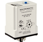 Macromatic PJPU-FA8X 3 Phase Monitor Relay
