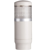 Menics PME-102-C 1 Tier LED Tower Light, Clear