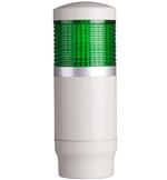 Menics PME-1FF-G 1 Tier LED Tower Light, Green