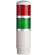 Menics PME-202-RG 2 Tier LED Tower Light, Red/Green