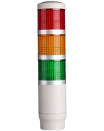 Menics PME-301-RYG 3 Tier LED Tower Light, Red/Yellow/Green