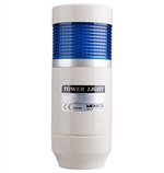 Menics PRE-110-B 1 Stack LED Tower Light, Blue