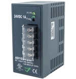 Mencom PS1024-24F 24V DC Power Supply