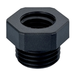 Polypropylene Plastic Threaded Reducer