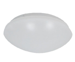 "Remphos 10W LED Utility Drum, 11"", 4000K, with Sensor"