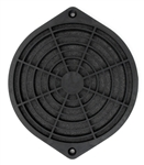 Fan Filter Assembly 162mm 45 PPI