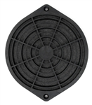 Fan Filter Assembly 162mm 60 PPI
