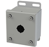 Saginaw SCE-1PBI Push Button Box, 1 Position, 22.5mm