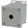 Saginaw Extra Deep Push Button Box, 1 Position, 22.5mm