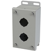 Saginaw SCE-2PB Push Button Box, 2 Position, 30.5mm