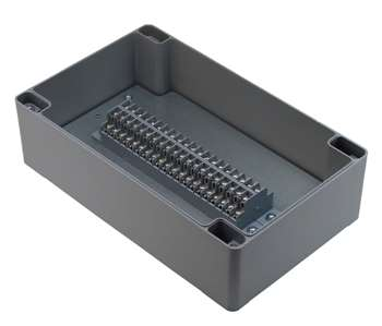 LiteCycle 40 Position Aluminum Junction Box