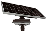 30W LED Hybrid Solar Area Light, 4000K