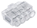 Clear 4 Position SPEED-E Connector
