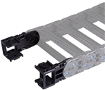 CPS Cable Carrier Chain End Brackets, ST120N Series