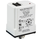 Macromatic TD-70221 Time Delay Relay