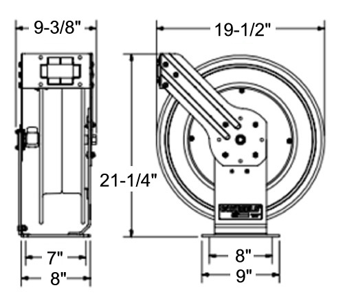 Coxreels 6 Wiring Diagram Wires - DATA Wiring Diagrams •