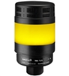 Qronz Yellow Standard 1 Stack LED Tower Light, Quick Disconnect, 24V