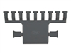 CPS TW04.075 Cable Carrier Chain Tie Wrap, 75mm