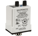 Macromatic VAKP120A Over/Undervoltage Monitor Relay