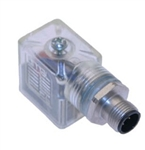 Omal 4 Pole Diode Din Connector