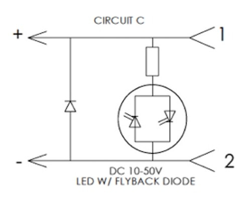 omal form c solenoid valve