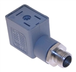 Omal 4 Pole Din Valve Connector
