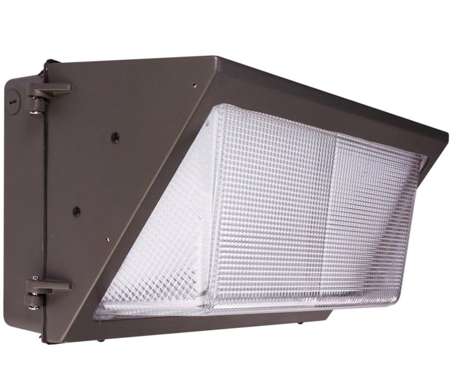 Kobi electric k0s3 120w led wall pack light fixture 5000k 100 277v alternative views aloadofball Image collections