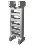 CPS sb-DV045/M Cable Carrier Chain Divider, Middle Position