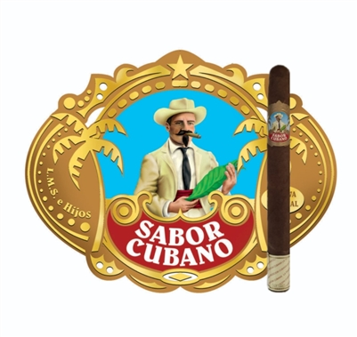 Sabor Cubano Corona  44 x 6 Box/Bundle(20)