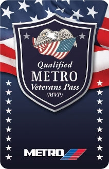 METRO Veterans Pass
