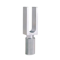 Light Metal Tuning Fork, 1000 Hz