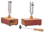 Pair of Resonance Tuning Forks