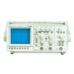 Analogue/Digital Storage Oscilloscope 2x40 MHz