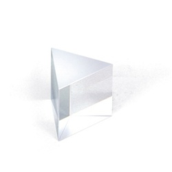 Flint Glass Prism 60°, 30 x 50 mm