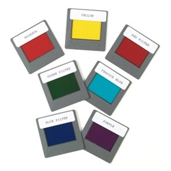 Set of 7 Color Filters