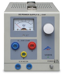 High Voltage Power Supply 5 kV (230 V, 50/60 Hz)