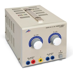 AC/DC Power Supply 1/2/3/...15 V, 10 A (115 V, 50/60 Hz)