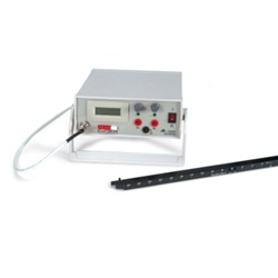 Digital Teslameter with Probe 20 mT, 200 mT (115 V, 50/60 Hz)