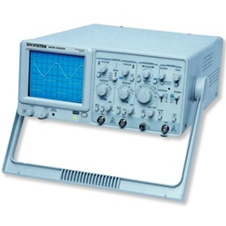Analog Oscilloscope 35 MHz, Dual Channel
