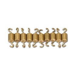 Set of 10 Weights, 10 g