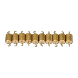 Set of 10 Weights, 50 g
