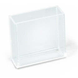 Cuvette, Rectangular, 80x30x80 mm³