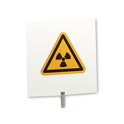Warning Notice: Radioactive