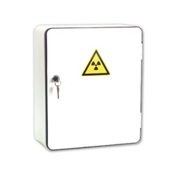Steel Safe for Radioactive Materials