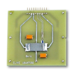 N-Doped Germanium on Printed Circuit Board