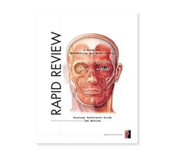 Rapid Review Anatomy Reference Guide 3rd Edition