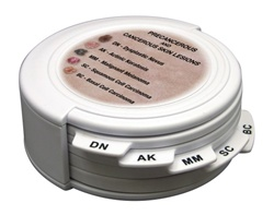Skin Cancer Disk Set, 5 conditions